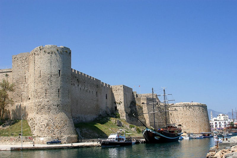 Kyrenia Castle Northern Cyprus