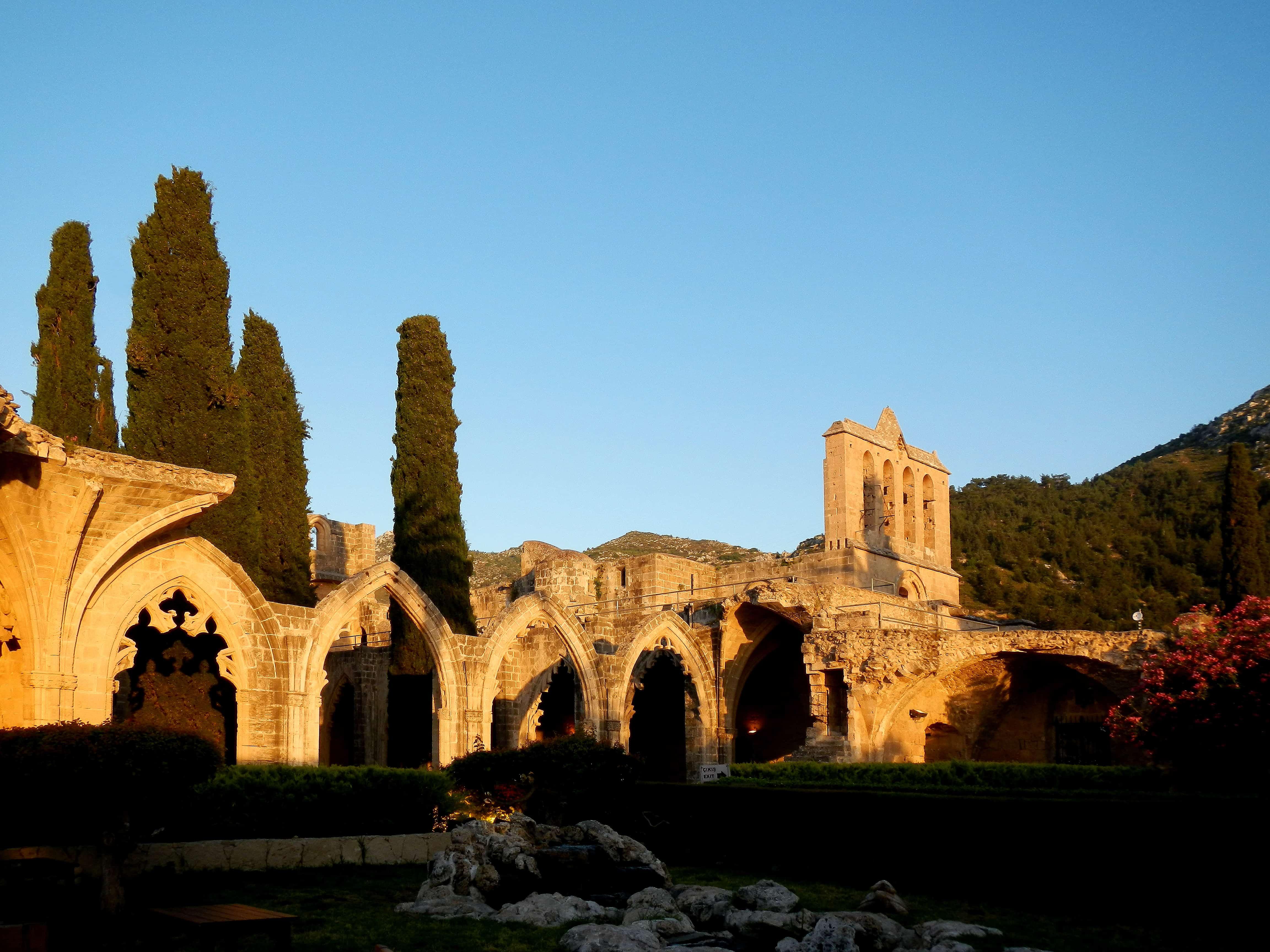 Bellapais Abbey, Cyprus