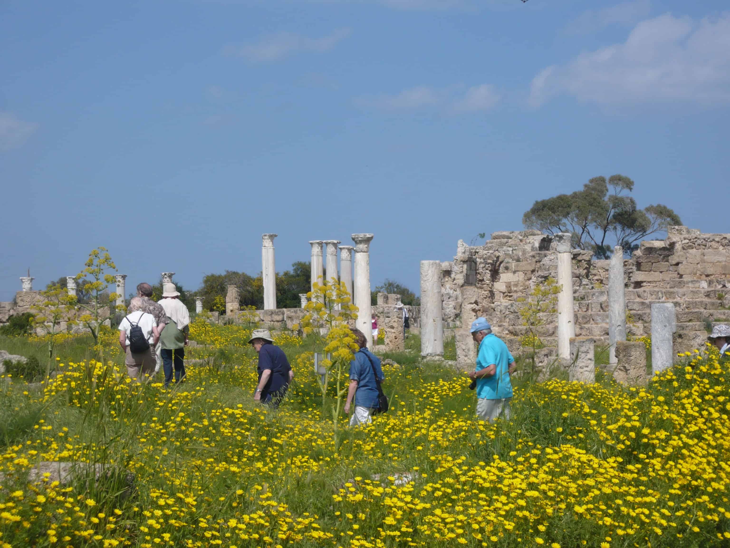 Salamis Northern Cyprus