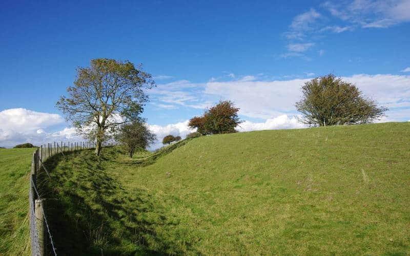 Segsbury Castle